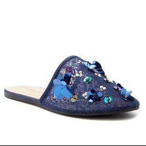 EUC Rock & Candy - Lulah Embellished Slipper